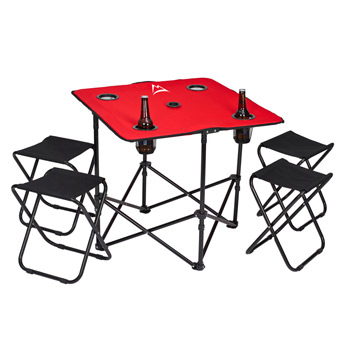 Stadium Table w Chairs