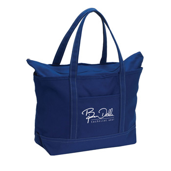 Rock the Boat Tote- Solid