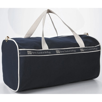 HOT DEAL - Custom Ribbon Square End Duffel Bag