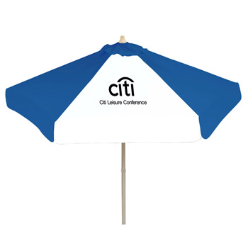 7' Aluminum Market Umbrella